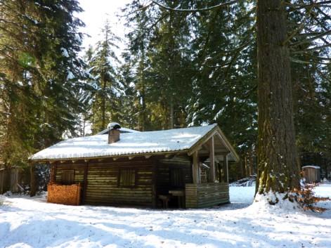 Ödhäusl - Diensthütte