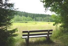 Blick auf Stockauwiesen.