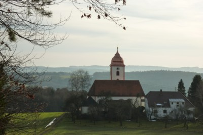 Kirche in Roggersing