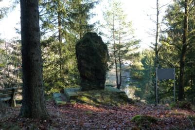 Monte-Denkmal.