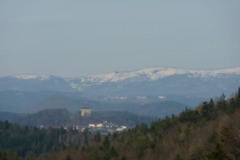 Saldenburg-Panorama