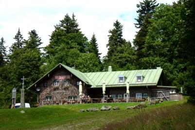 Schareben-Hütte.