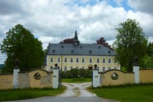 Schloss Oberzwieselau