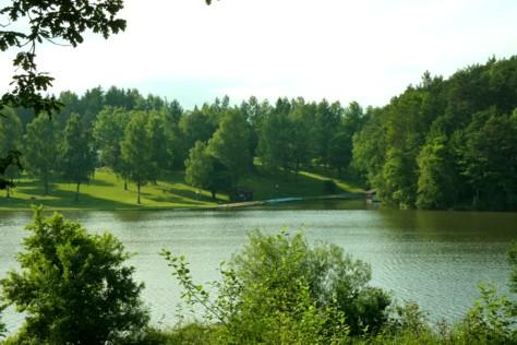 Der Eginger See.