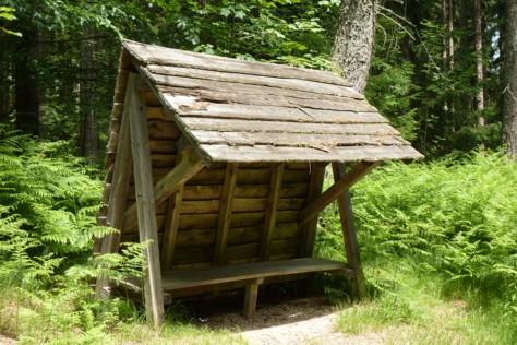Unterstandhütte